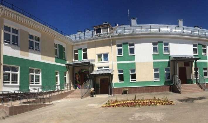 В Волгограде открылся детский сад на 230 мест