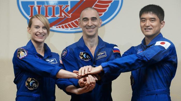 Корабль «Союз МС» с экипажем 48/49 успешно стартовал к МКС с космодрома Байконур