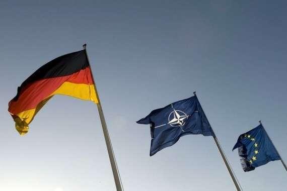 В Москве не исключают, что Германия вскоре может покинуть НАТО