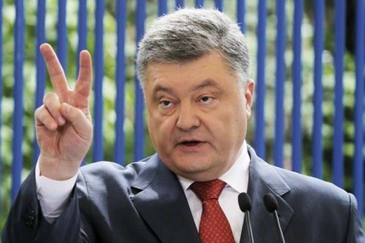 Замкнутые круги самозванца Петра Порошенко