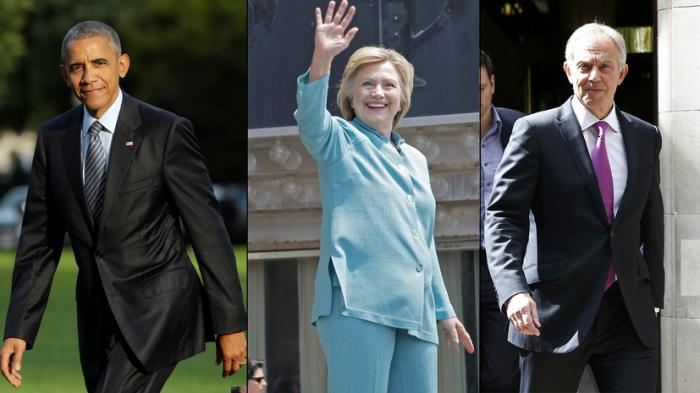 Высшая каста жуликов: как западным лидерам всё сходит с рук