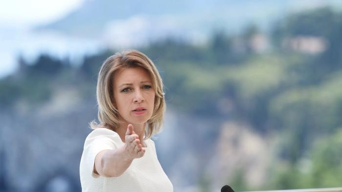 Periscope с Чёрного моря: Мария Захарова рассказала читателям RT о своей поездке в Артек