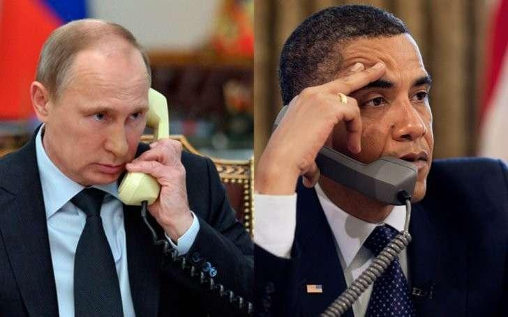 Похоже, что Обама и Путин не договорились по Сирии
