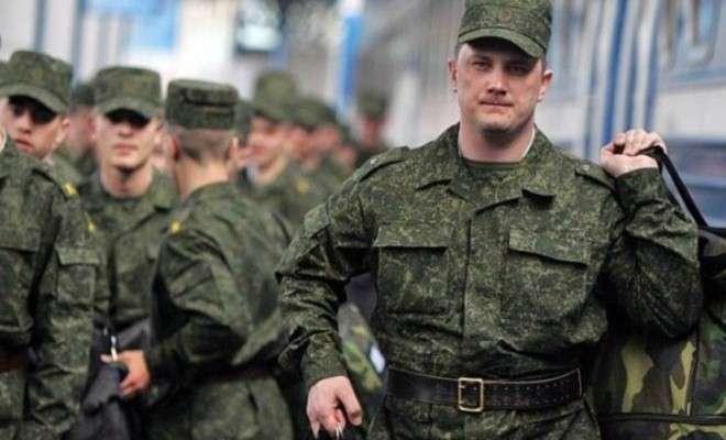 Президент России подписал указ о призыве на сборы военных запаса
