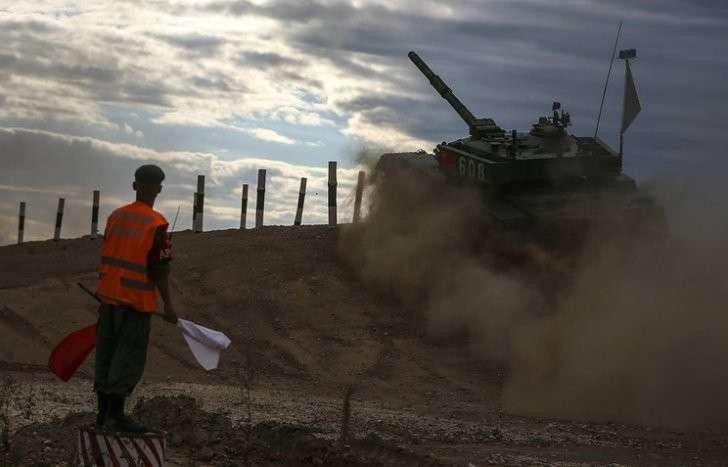 США и ряд стран НАТО отказались от участия в «Армейских международных играх - 2016» из страха