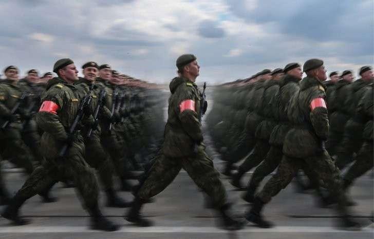 Владимир Путин увеличил штатную численность ВС РФ до 1,885 млн. человек
