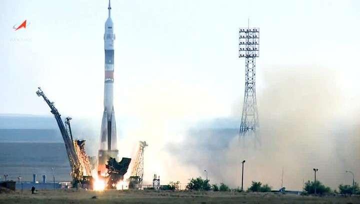 Пилотируемый «Союз МС-1» успешно пристыковался к МКС
