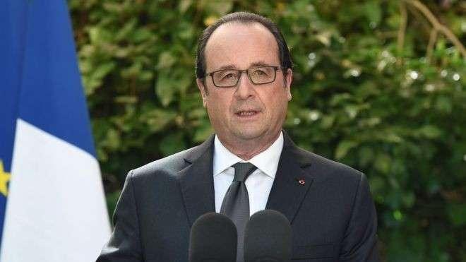 Олланд на саммите НАТО: для Франции Россия не «угроза», а «партнер»