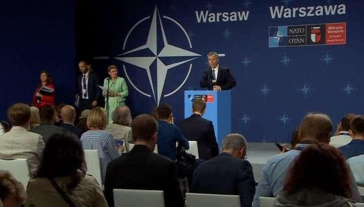 Второй день саммита НАТО в Варшаве будет посвящён Украине и Афганистану