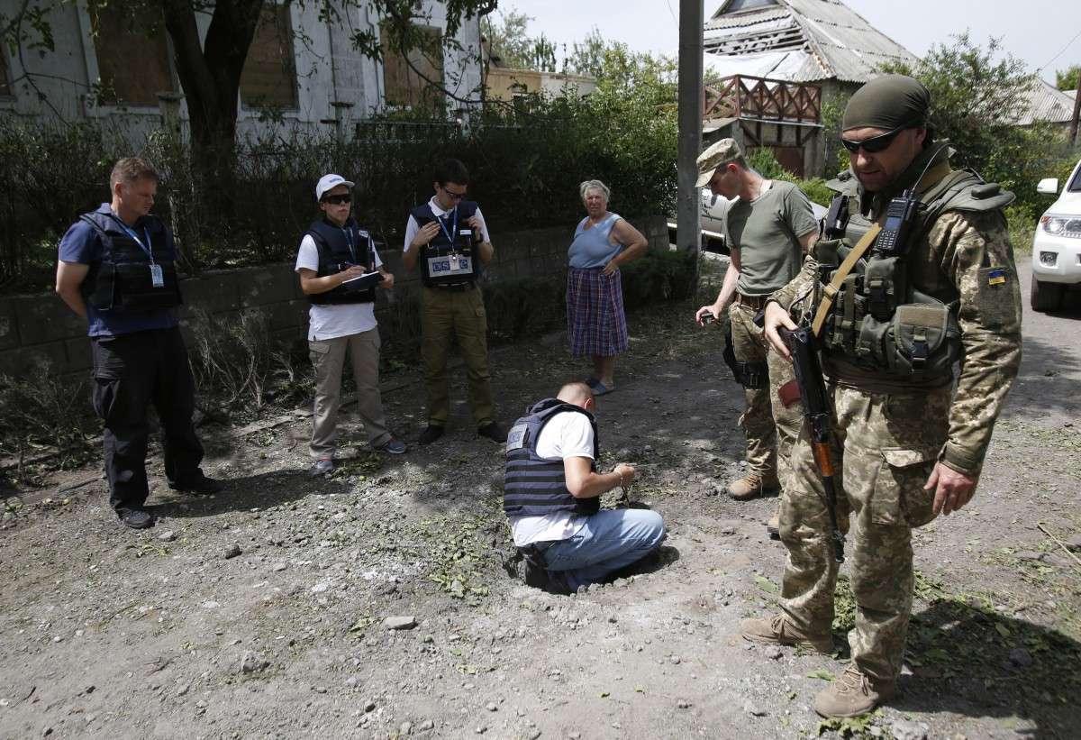 В ООН сообщили о самом большом за 10 месяцев числе погибших в Донбассе