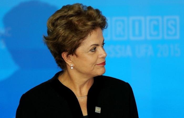 Дилма Руссефф заявила, что не уйдёт в отставку с поста президента Бразилии