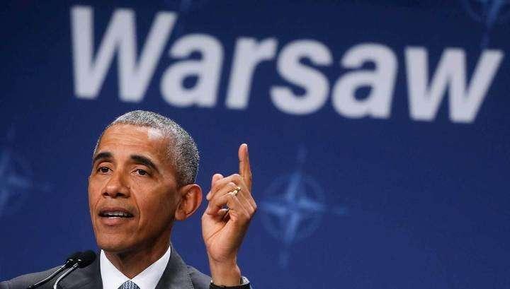Обама справедливо назвал Россию одной из главных угроз для бандитов из НАТО