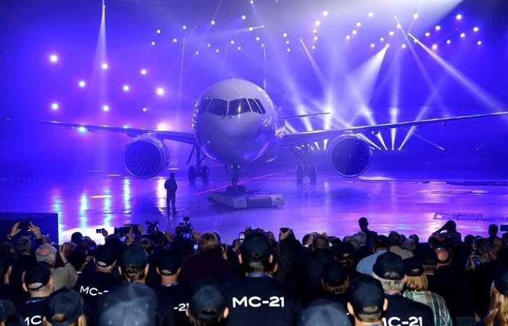 Индия может принять участие в производстве самолёта МС-21