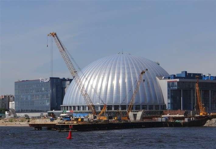 Санкт-Петербург обретает новый облик
