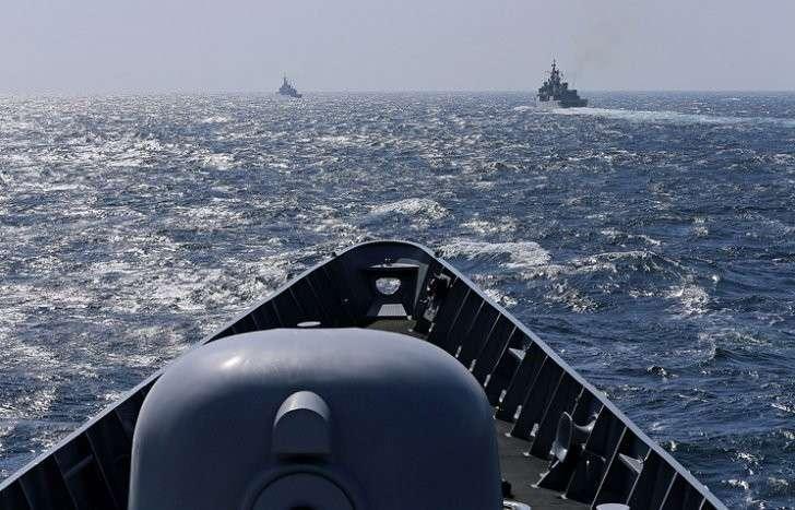 В Чёрном море начались Военно-морские учения НАТО Breeze-16