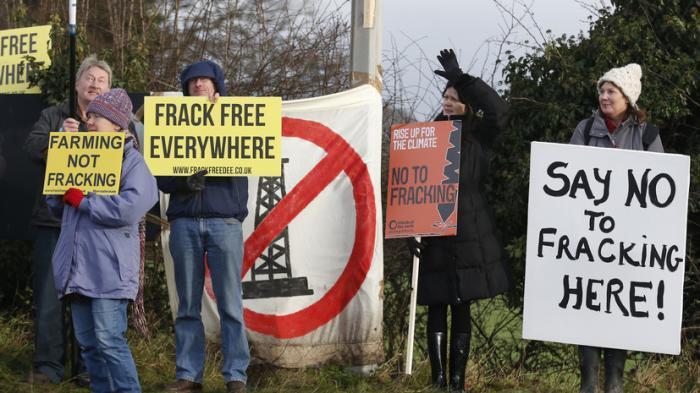 США выдавали разрешения на добычу нефти методом фрекинга втайне от общественности