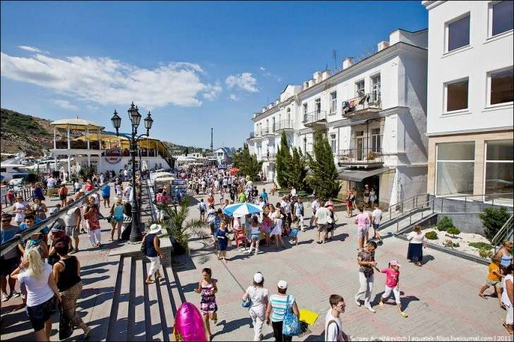 Когда изменится Крым?