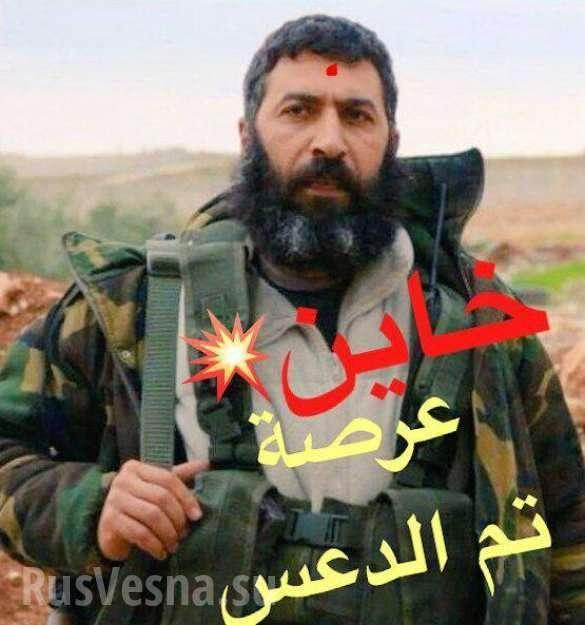 Ужасающие потери Алеппского котла: сотни боевиков убиты и ранены огнём «Тигров» и авиации (18+)