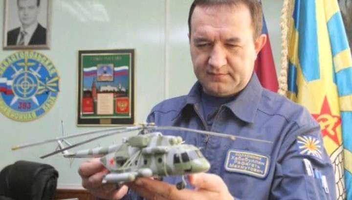 Россия готовит «возмездие» за сбитый вертолёт
