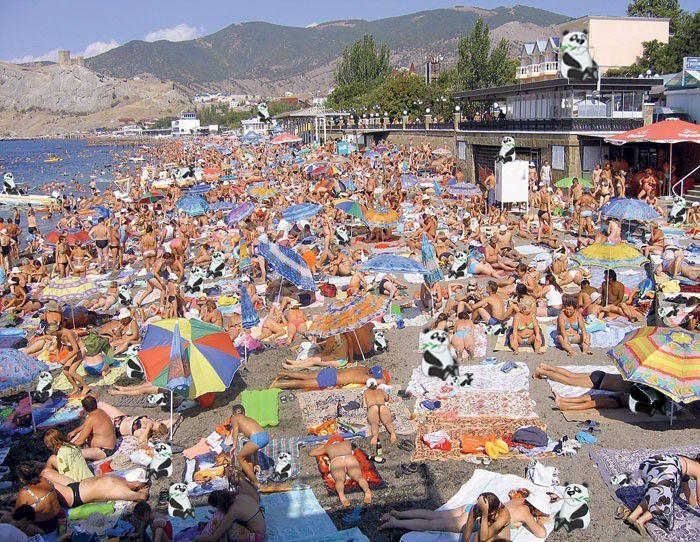 Поток туристов в Крым оказался выше прогнозов