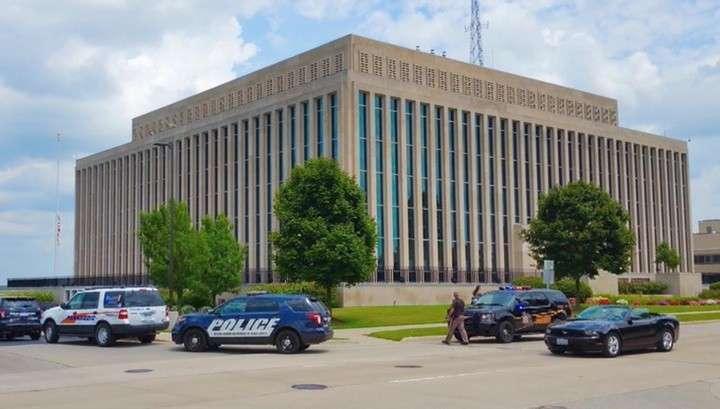 В Мичигане напали на суд: есть жертвы