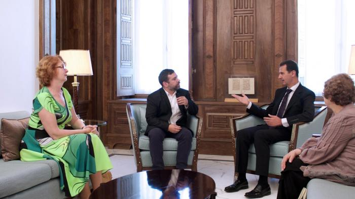 Для борьбы с терроризмом важно наладить диалог с правительством Сирии