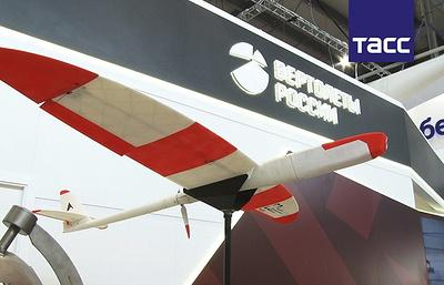 На выставке «Иннопром» показали первый в России беспилотник, распечатанный на 3D-принтере