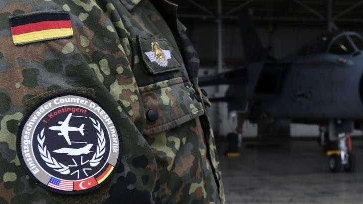 Депутаты в Германии призывают вывести немецких военных с базы Инджирлик в Турции