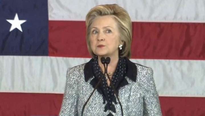 Почтовое дело Клинтон: республиканцы требуют нового расследования