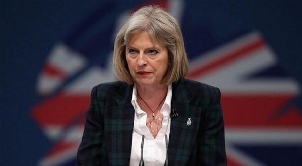 Тереза Мэй, ещё не Премьер, но уже обещает Англии сложные времена