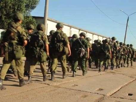 Мотострелков-миротворцев подняли по тревоге в Самарской области