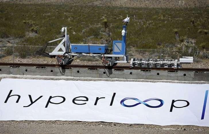 В США на руководителей проекта Hyperloop подали иск с обвинениями в мошенничестве