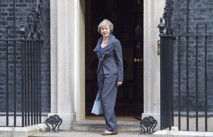 Тереза Мэй вступает в должность английского премьера