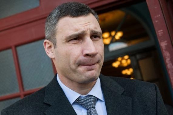 Виталя Кличко ожидает удовлетворения