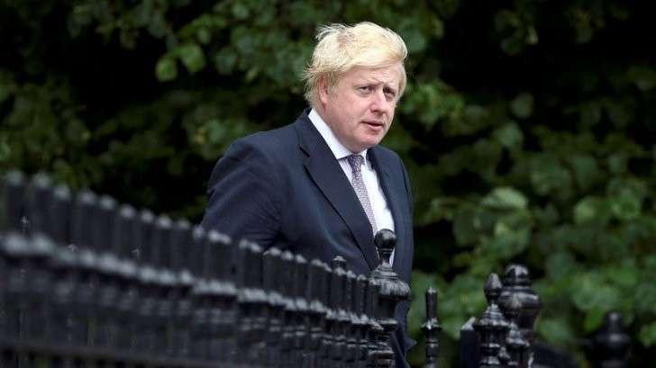 Борис Джонсон стал главой МИД Великобритании