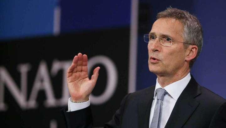 НАТО рассмотрит предложения России о безопасности полётов над Балтикой