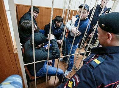 Убийство Немцова на Мерседесе с номером 007