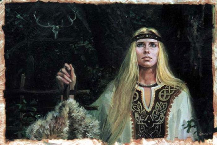 Русские Амазонки: Славянские поляницы сражались наравне с мужчинами