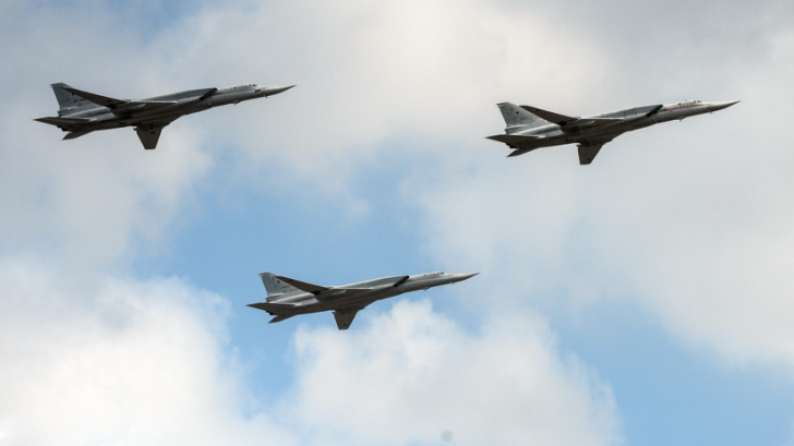 ВКС РФ нарастили интенсивность ударов по террористам в районе Пальмиры