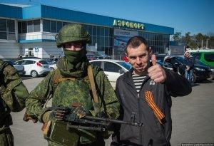 Ситуация в Крыму из первых рук