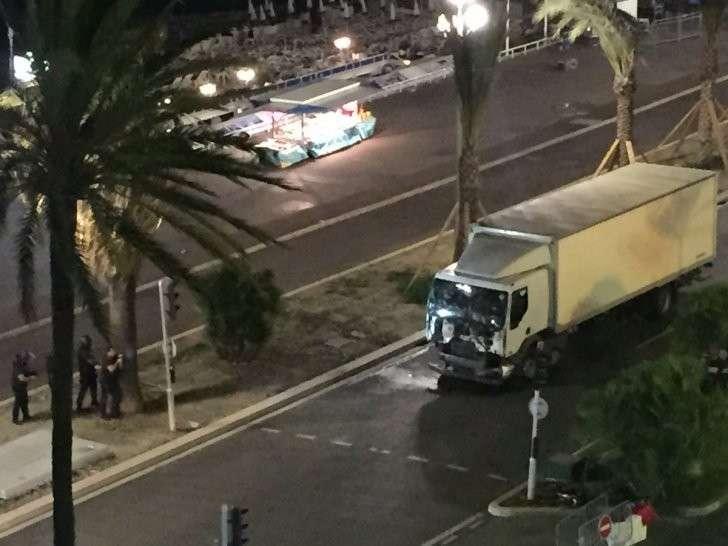 Теракт в Ницце. Хроника событий