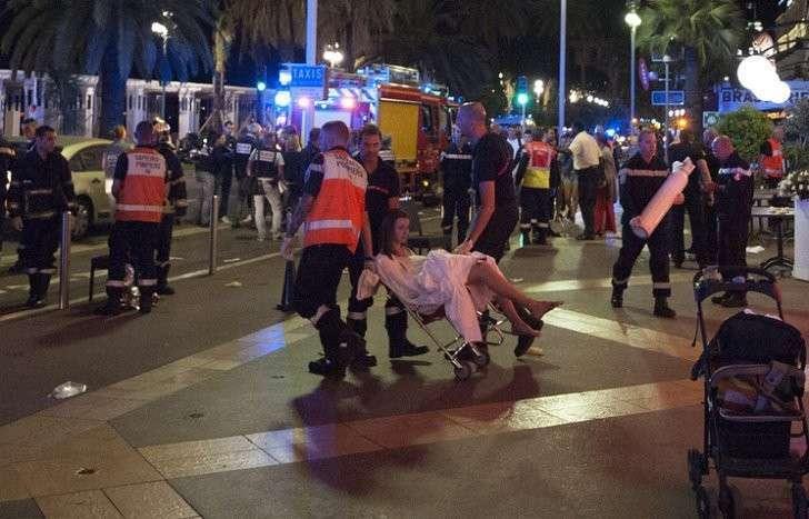Более 50 детей госпитализированы после теракта в Ницце