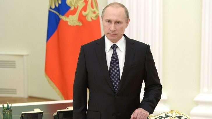 Обращение Владимира Путина к Франсуа Олланду и французскому народу