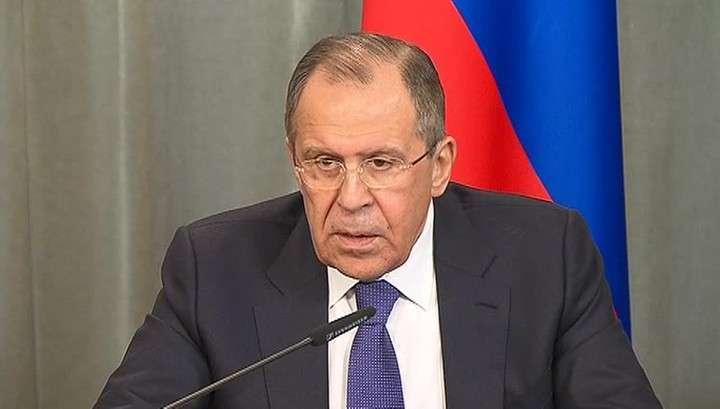 Сергей Лавров призвал не давать спуску террористам