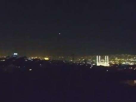 Военный вертолёт открыл огонь неподалёку от здания разведслужбы в Анкаре