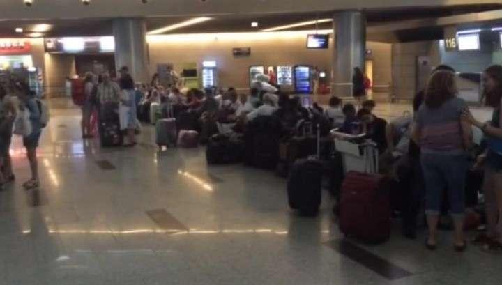 Аэрофлот отменяет рейсы в Стамбул и Анталию на ближайшие дни
