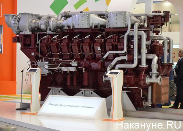 На Урале запущено производство линейки универсальных дизельных двигателей нового поколения