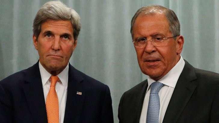 Сергей Лавров и Джон Керри согласовали условия урегулирования в Сирии