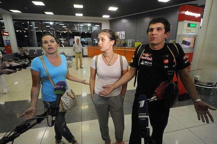 Когда улетали из Ниццы домой, в аэропорту не было ни досмотра, ни рамок