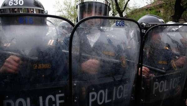 Наряды полиции. Архивное фото